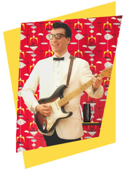 Buddy Holly Tribute Photo